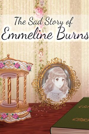 The Sad Story of Emmeline Burns cover
