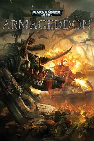 Warhammer 40,000: Armageddon cover