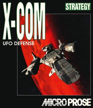 X-COM: UFO Defense cover