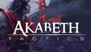 Akabeth Tactics cover