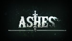 Ashes (2018) cover