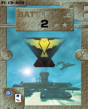 Battle Isle 2 cover