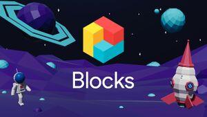 Blocks cover