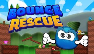 Bounce Rescue! cover