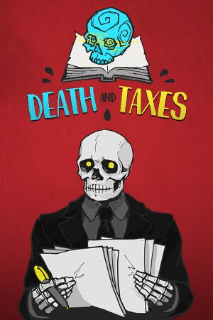Death and Taxes cover