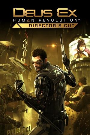 Deus Ex: Human Revolution - Director's Cut cover