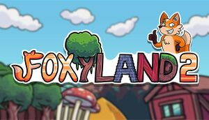 Foxyland 2 cover