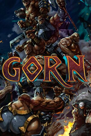 Gorn cover