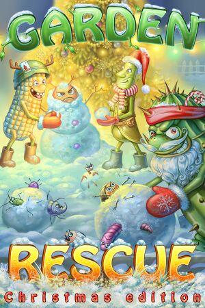 Garden Rescue: Christmas Edition cover