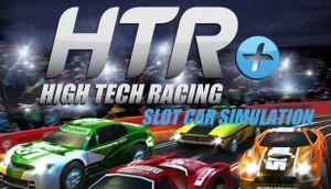HTR+ Slot Car Simulation cover