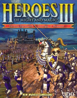 Heroes of Might and Magic III cover