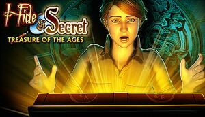 Hide and Secret: Treasure of the Ages cover