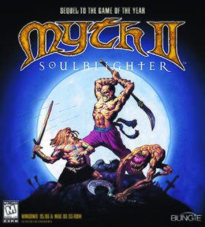 Myth II: Soulblighter cover