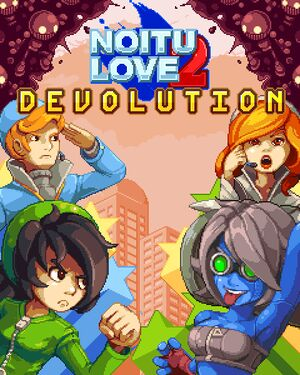 Noitu Love 2: Devolution cover
