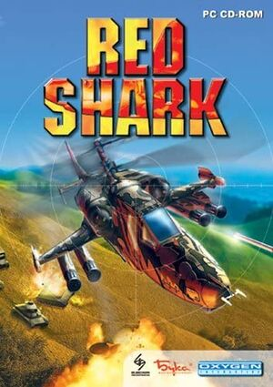 Red Shark cover