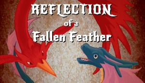 Reflection of a Fallen Feather cover
