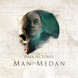 The Dark Pictures Anthology:Man of Medan cover