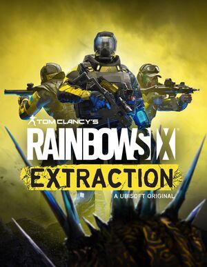 Tom Clancy's Rainbow Six Extraction cover