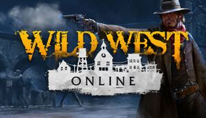 Wild West Online cover