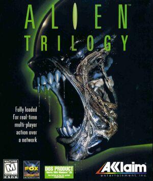Alien Trilogy cover