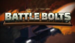 Battle Bolts cover