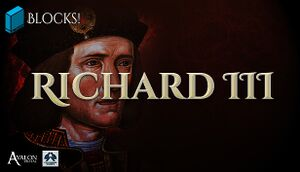 Blocks!: Richard III cover