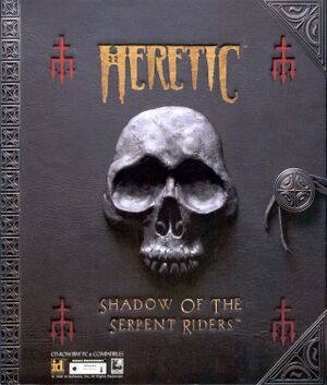 Heretic cover