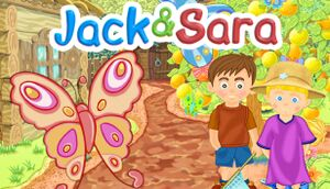 Jack and Sara: Educational Game cover