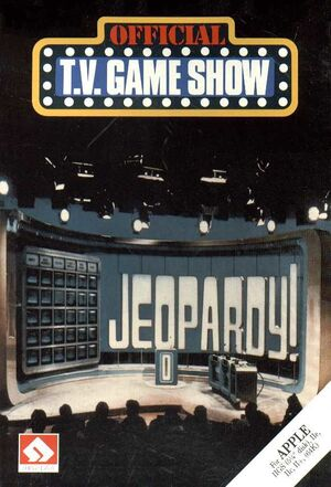 Jeopardy! (1987) cover