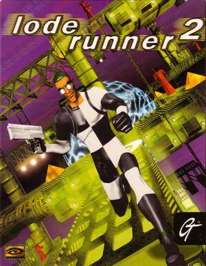 Lode Runner 2 cover