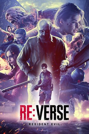 Resident Evil Re:Verse cover