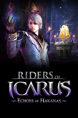 Riders of Icarus cover