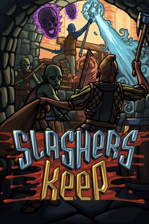 Slasher's Keep cover