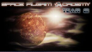 Space Pilgrim Academy: Year 2 cover