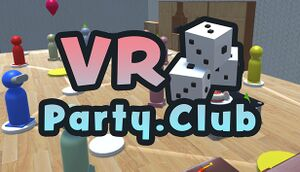 VR Party Club cover