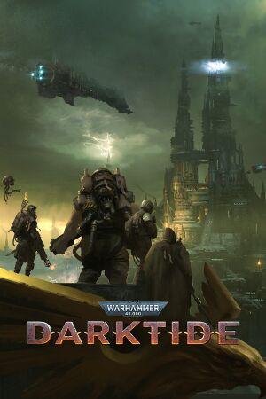 Warhammer 40,000: Darktide cover