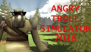 Angry Troll Simulator 2018 cover