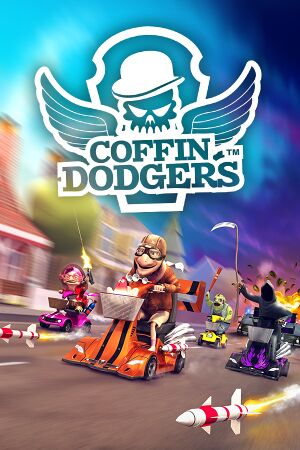 Coffin Dodgers cover