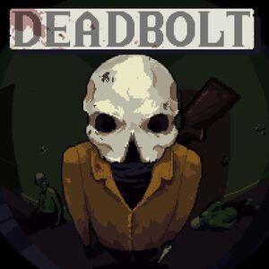 Deadbolt cover
