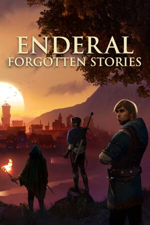 Enderal: Forgotten Stories cover