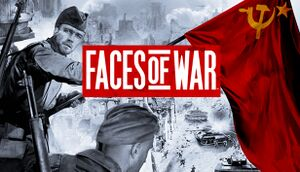 Faces of War cover