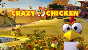 Crazy Chicken cover