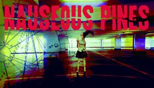 Nauseous Pines cover