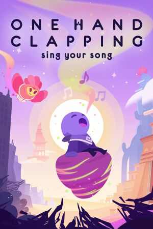 One Hand Clapping cover