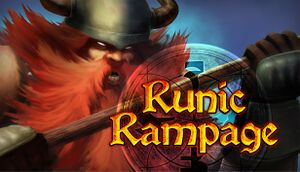 Runic Rampage cover