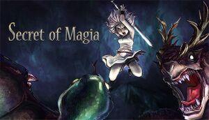 Secret of Magia cover