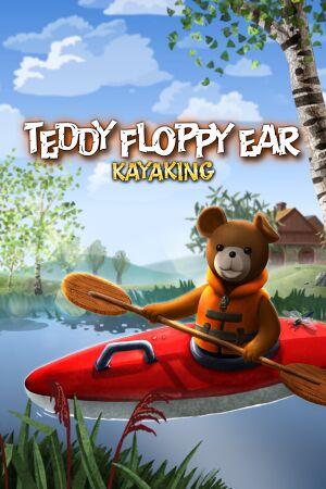 Teddy Floppy Ear: Kayaking cover