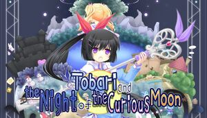 Tobari and the Night of the Curious Moon cover