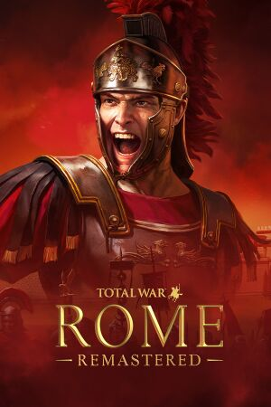 Total War: Rome Remastered cover