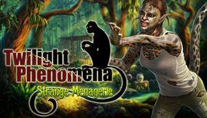 Twilight Phenomena: Strange Menagerie Collector's Edition cover